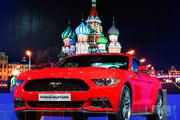 На Московском международном автосалоне состоялось несколько мировых премьер, в том числе и новый Ford Mustang.