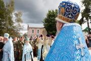 Успение Пресвятой Богородицы отпраздновали в Псково-Печерском монастыре