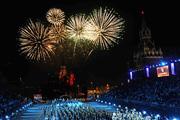 В Москве открылся фестиваль военных оркестров «Спасская башня»