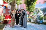 284-летие Барнаула: Цветочный праздник