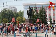 284-летие Барнаула: Спортивные площадки