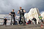 Велопробег «За велодорожки» в Воронеже