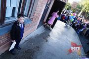 1 сентября в первый класс пошли и дети беженцев с Украины