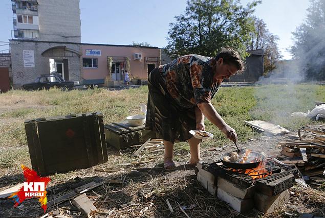 Ополченцы сообщают о своих успехах в боях южнее Донецка
