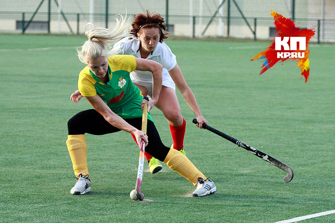 Хоккей на траве в барнауле женская