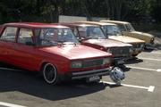 В Воронеж приехали самые стильные автомобили Черноземья