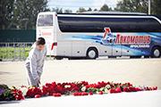 Три года со дня гибели команды «Локомотив»