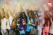 В Ставрополе прошел Фестиваль красок