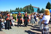 В Ставрополе прошел международный фестиваль мастеров искусств «Мир Кавказу»