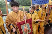 В Подмосковье прошел Елизаветинский Крестный ход