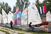 Открытый кубок Черноземья по парусному спорту в Воронеже