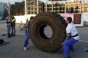 Турнир по силовому экстриму в Новокузнецке