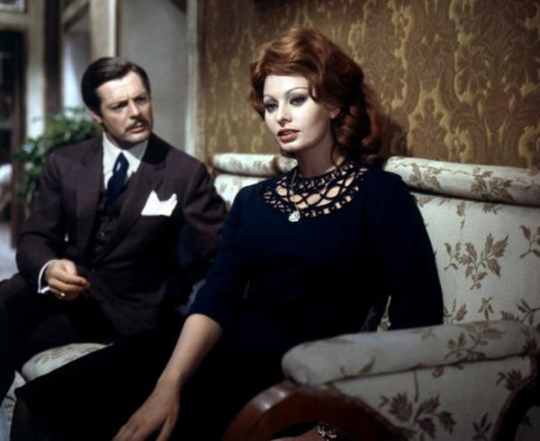 «Брак по-итальянски» (1964)