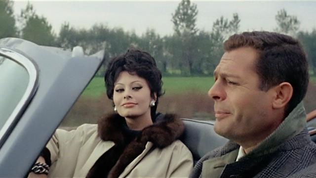 «Вчера, сегодня, завтра» (1963)