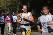 Всероссийский день бега в Иркутске