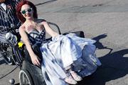 В Москве прошла акция по случаю Всемирного дня без автомобиля