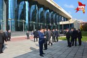Владимир Городецкий официально вступил в должность губернатора Новосибирской области