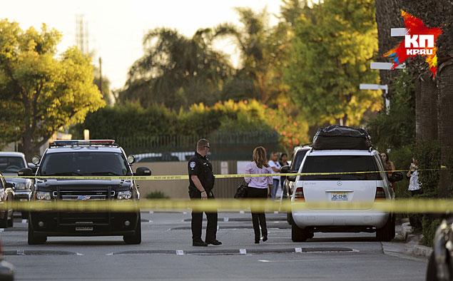В одной из школ США учащийся открыл стрельбу по своему однокласснику