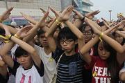 Протестующие в Гонконге отказываются расходиться