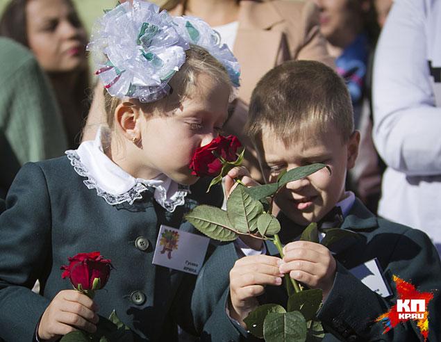 В школах и вузах Донецка и Луганска начался учебный год