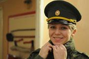Наш фотограф Владимир Веленгурин побывал в секретной части Космических войск