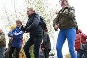 «ЗаряDка со звездой» в Барнауле (октябрь 2014 года)