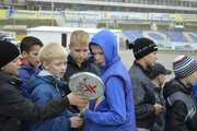 Лучшие спортсмены Ульяновской области проверили детей на гибкость и пластику