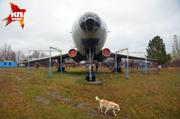 Сибиряки-энтузиасты восстанавливают списанный реактивный самолет Ту-104 в Бердске