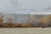 В Саратове прошли состязания по «Пожарному биатлону»