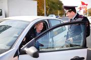 В Ставрополе прошла акция  для водителей «Пристегнись и улыбнись»