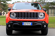 Jeep Renegade на тесте «КП»