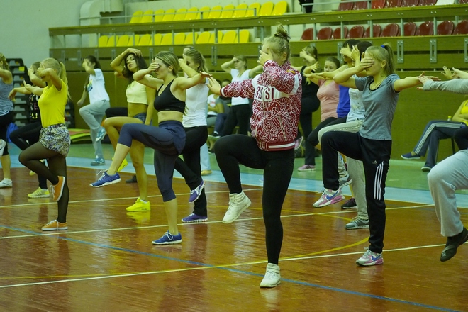 Фитнес конвенция в туле