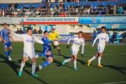Саратовский «Сокол» одержал победу в матче с астраханским «Волгарем»