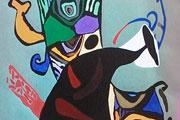 Выставка Евгения Скурихина «Был чистый лист» в барнаульской галерее «Кармин» (октябрь 2014 года)