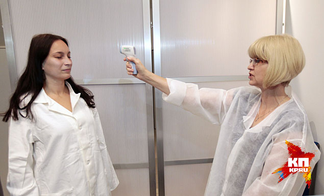 В аэропортах Чехии пассажиров проверяют на вирус Эбола