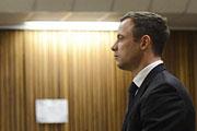 Оскар Писториус приговорен к пяти годам тюрьмы