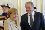 Германия и Словакия призвали Украину активнее участвовать в разрешении газового спора