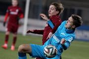 Молодежный состав «Зенита» обыграл «Мордовию»