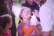 «Комсомолка» провела соревнования «Папа, мама, я - спортивная семья».