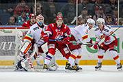 «Локомотив» уступил на своем льду «Йокериту»
