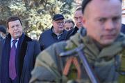 Иосиф Кобзон посетил родной Донбасс