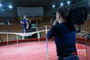 Как журналисты примеряли шкуру цирковых артистов
