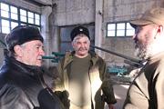 Писатель и журналист Александр Проханов посетил Донбасс