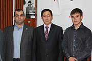 В иркутском городском шахматном клубе