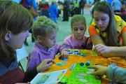 На ВДНХ прошла интерактивная выставка детского досуга «Спортлэнд»