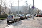 В центре Минска белорусы массово нарушают ПДД