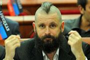 В Донецке состоялось первое заседание парламента