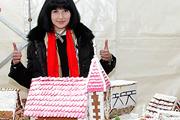 В Волгограде открылась Предрождественская ярмарка