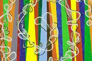 Выставка Анастасии Алдошиной «Сюита. Три части одного сочинения» в Барнауле (ноябрь 2014 года)