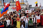 Общественная и культурная жизнь киргизов в Иркутской области